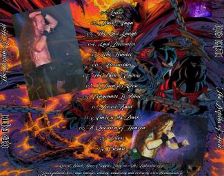 Back Cover Artwork
