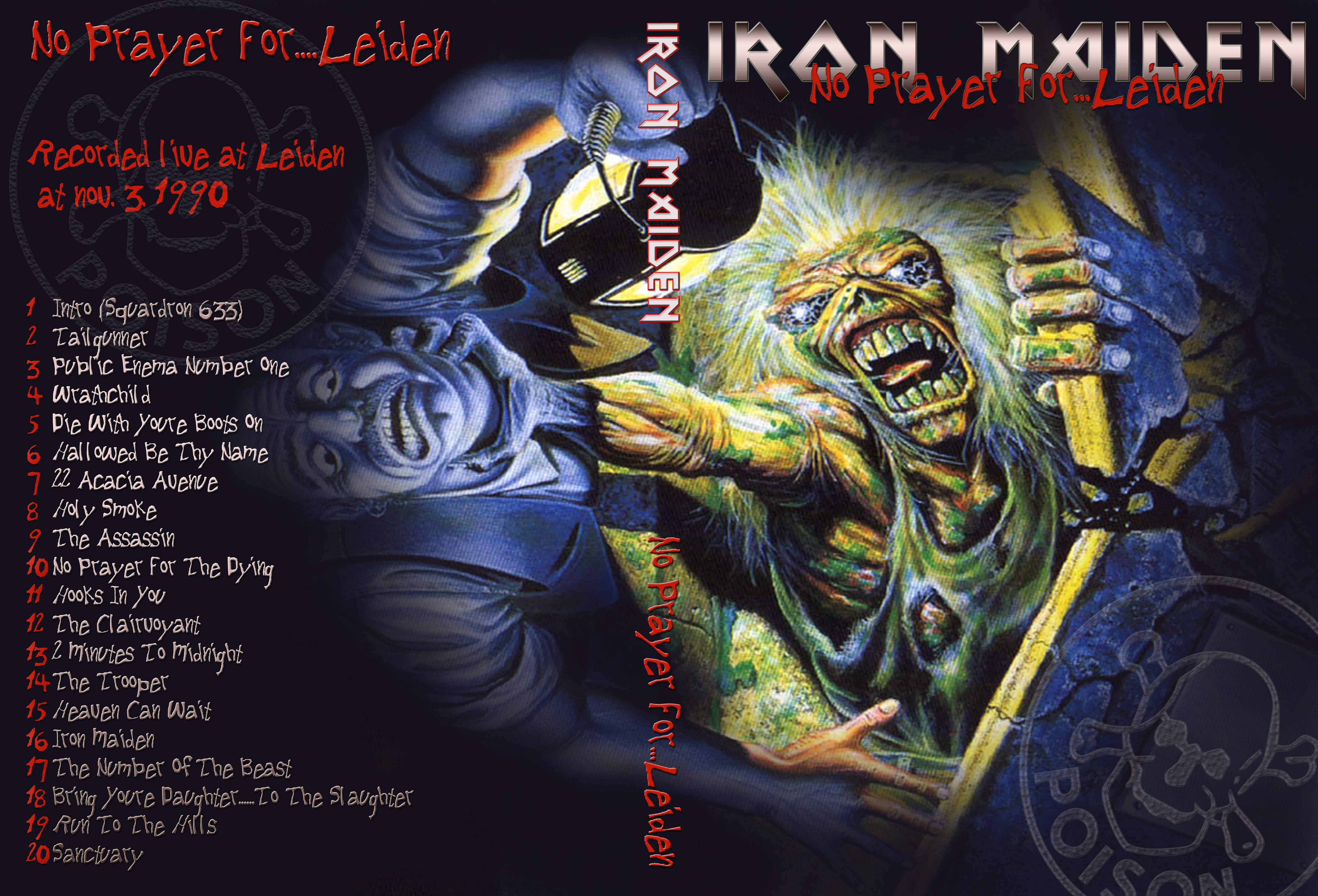 Iron Maiden - Bring Your Daughter... To The Slaughter (Brain Pack)